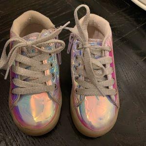 Sneaker/Bootie - Toddler